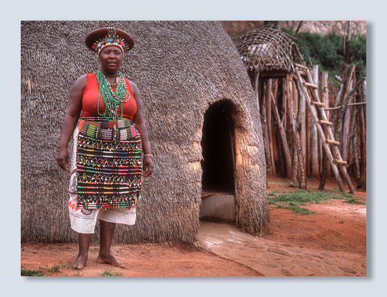554africa African Tribal Costumes – South Africa